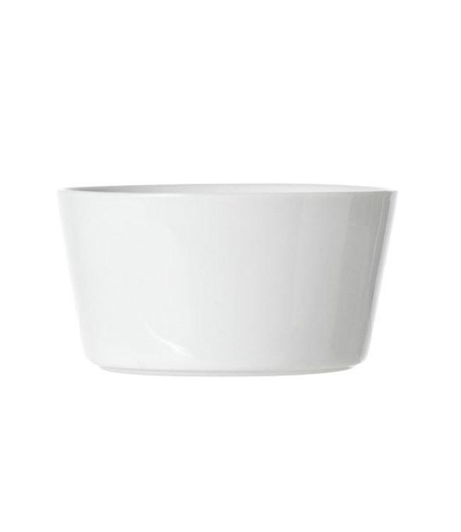 Cosy & Trendy Aperopotje - D7xh3.6cm - Wit - Porselein - (set van 18)