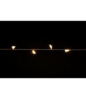 Light Creations Mini Tablelight Tree 2m 10l Warmwit -botransp.draad - Ext.0.5m - Excl. Aa Batt (set van 12)