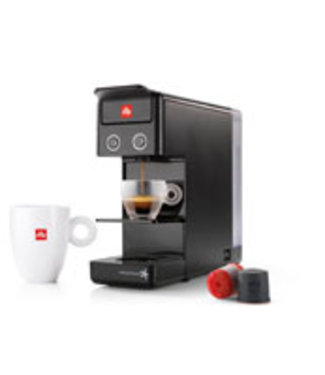 Illy Y3.2 Coffeemachine Black 10x29.8x25.4cm0.75l Water Tank - Abs