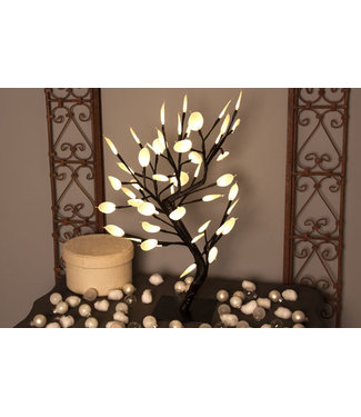 Light Creations Illuminated Tree Led-45cm-48ledwarm White Lamps-24v