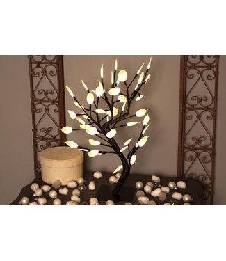 Light Creations Verlichte Boom Led-45cm-48ledwarm Witte Lampen-24v
