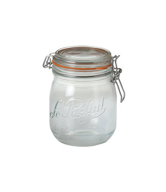 Le Parfait Super Preserving Jar 0,5l D85mm Set6