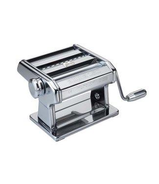 Marcato Ampia Compact Pastamachine 3 Types Pastaampia - Lasagne-tagliatelle-taglioline