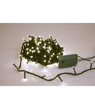 Light Creations Sparkle Light Led 16m 240l Warm Weissegruner Draht 24v Moldulator Ext.2.5m