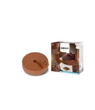 Boska Choco Curler Disc Milk Chocolate10 Sunflower Oil