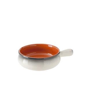 De Silva Smoked Grey Spaghettipot Steel D14cmh5cm (set van 12)