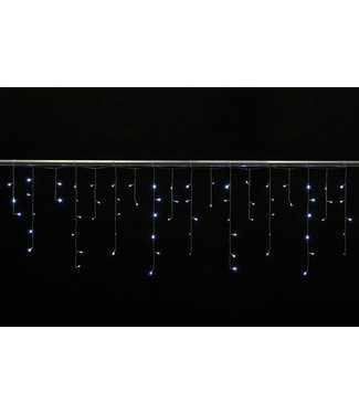 Light Creations Cascadelight Icicle 4x0.6m 144l Weisstransp.dr-modulator- 24v -ext1-5m -36str