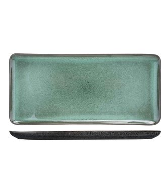 Cosy & Trendy Lerida Meadow Plate 32x15cm rectangular (set of 4)