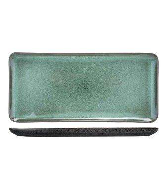 Cosy & Trendy Lerida-Wiese - Teller - 32x15cm - Porzellan - (4er Set)