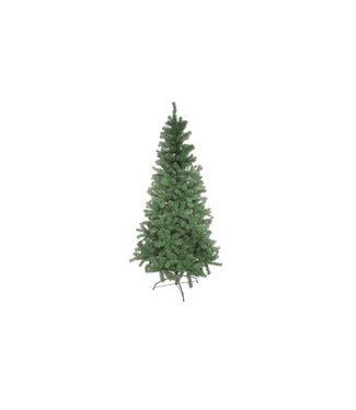 Cosy @ Home Baum Woodland Pine 240cm 1315tipsrunde Tips - Hinged Br - Plastic Stand