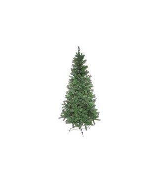 Cosy @ Home Boom Woodland Pine 240cm D125cm 1315tronde Tippen - Plooitakken - Voet Metaal