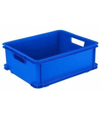 Curver Unibox - Opbergbox -Blauw - 43x35xh16.5cm - (set van 4)