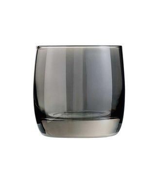 Luminarc Shiny Graphit - Waterglazen - Grijs - 30cl - (Set van 4)
