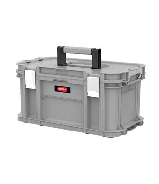 Keter Connect Toolbox Grey 54x31x27.5cm