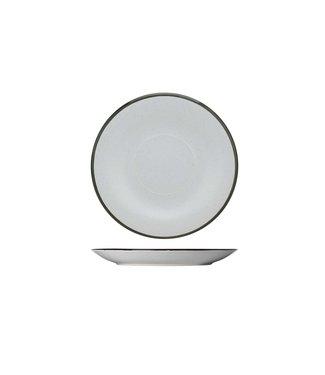 Cosy & Trendy Speckle White Ondertas D14,5cm (set van 6)