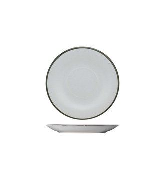 Cosy & Trendy Speckle White Saucer D14,5cm