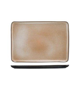 Cosy & Trendy Lerida Desert Plate 34.5x24cm rectangular (set of 4)