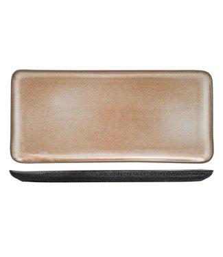 Cosy & Trendy Lerida Desert Plate 32x15cm rectangular set of 4)