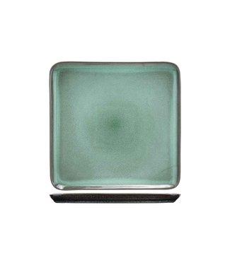 Cosy & Trendy Lerida-Meadow - Teller - 25,5x25,5cm - Porzellan - (4er-Set)
