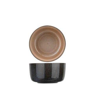 Cosy & Trendy Lerida-Desert - Kommetje - D13,5xh7,4cm - 70cl - Porselein - (set van 6)