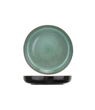 Cosy & Trendy Lerida Meadow Piatti Profondi D23,5xh4cm - Ceramica - (Set di 6)