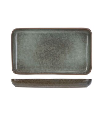 Cosy & Trendy Bento-Konzept - Teller - 23,5 x 13,5 cm - Porzellan - (4er-Set)