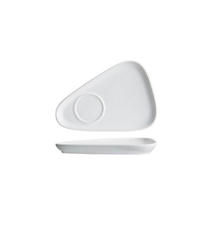 Cosy & Trendy Aroma-Triangle - Ondertas - 19x13,3cm - Keramiek - (set van 6)