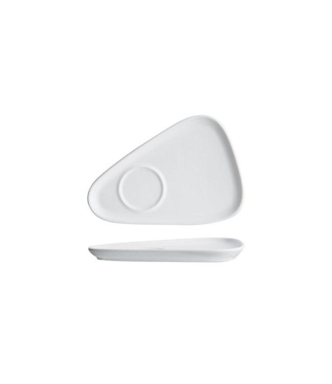 Cosy & Trendy Aroma-Triangle - Ondertas - 18x12,5cm - Keramiek - (set van 6)