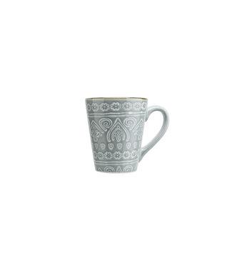 Cosy & Trendy Murano-Grün - Tasse - T8.8xh10.4cm - 34cl - Keramik - (6er-Set)