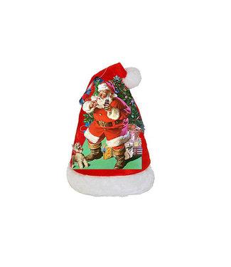 Goodmark Coca Cola Kerstmuts Santa (set van 12)