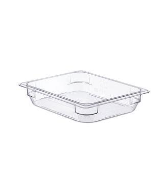 Araven Basic Frischhaltedose Gn1-2 H6.cm 4l  Pcohne Lid 32.5x26.5cm (6er Set)