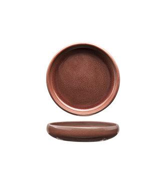 Cosy & Trendy Arezzo Brick Suppenteller - Keramik - D22xh4,3cm (6er Set)