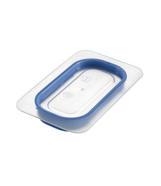 Araven Airtight Lid Foodbox Gn1-9 17.6x10.8xh2cm Transparent