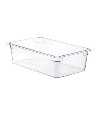 Araven Basic Container Gn1-1 H15cm 20l Pcwithout Lid 53x32.5cm Transparant