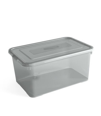 Kis C-box - Opbergbox - Portobello M - 18 Liter - 40x34xh17cm - (Set van 6).
