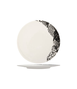 Chef & Sommelier Fragment Ardoise  Dessertbord 21.5