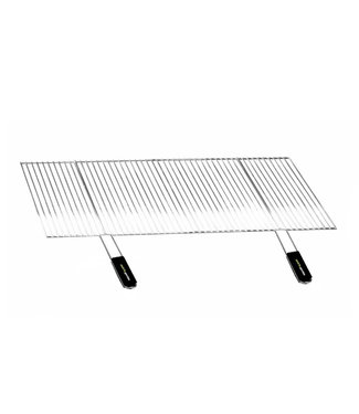Cook'in Garden Barbecuegrill Aanpasb Re 100x40cm 2hv
