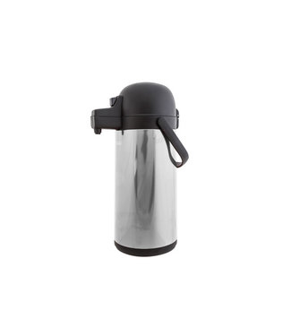 Thermos Pump Thermos Alu 1.9l Mit Druckknopf