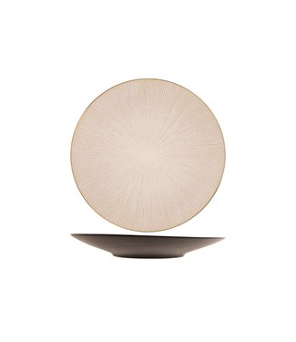Cosy & Trendy Galassia White Dinner Plate D29cm