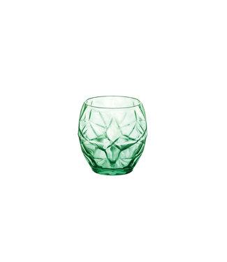 Bormioli Oriente Green Waterglas 40cl Set 6
