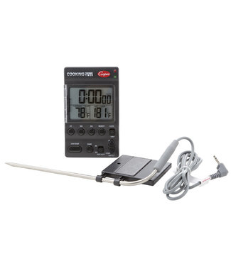 Plastibac Cooper Cooking Thermo-timer0 To 200 Dgr