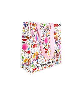 Blond Amsterdam Unicorn Shopping Bag Multi-kleur