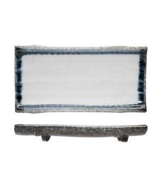 Cosy & Trendy Sea Pearl Bowl 24,5x12,5xh3,5cmon 4 Feet