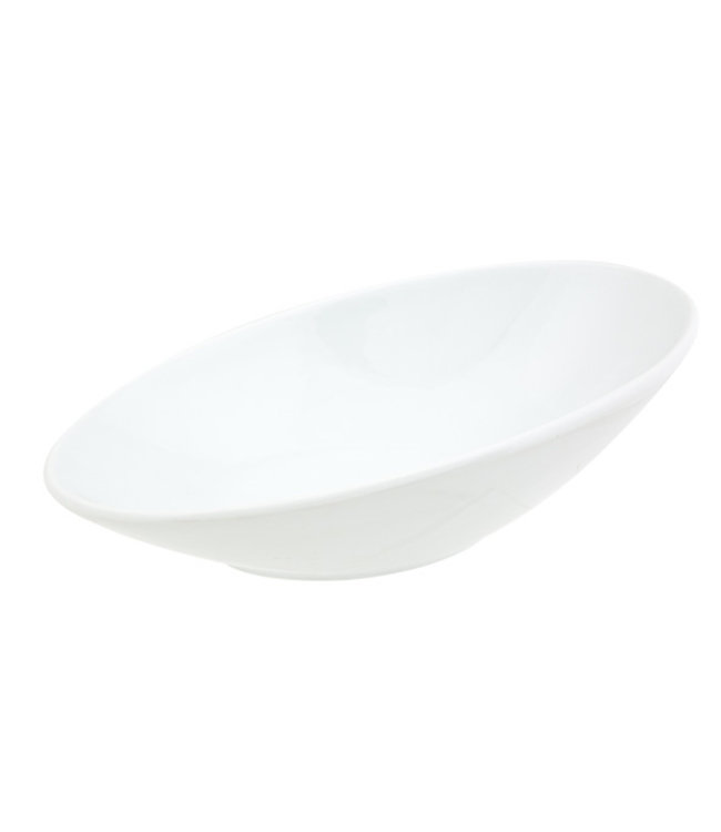 Cosy & Trendy Anthony - Kom - Ovaal - 25x17xh9cm - Porselein - (Set van 4)