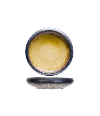 Cosy & Trendy Fervido Yellow Aperoschaaltje D9,6xh3,5cm (set van 6)