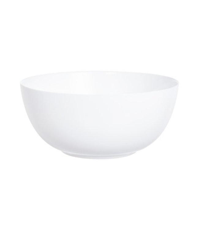 Luminarc Diwali Salad Bowl White D26cm (set of 6)