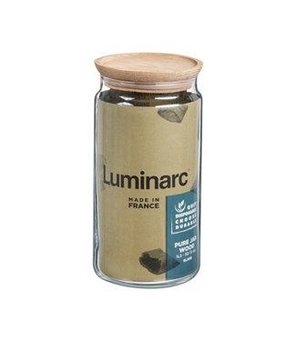 Luminarc Pure Jar Voorraadpot Houten Deksel 1.50ldurable