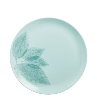 Luminarc Arpegio - Dinner plate - Green - D25cm - Opal - (set of 6).