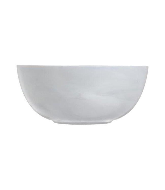 Luminarc Diwali - Marble - Salad bowl - 21cm - Opal - (Set of 3)