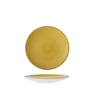 Cosy & Trendy Turbo Yellow Dessert Bord D22cm